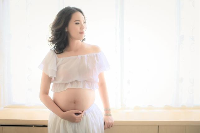 孕婦照,孕婦寫真,孕媽咪禮服,孕婦洋裝