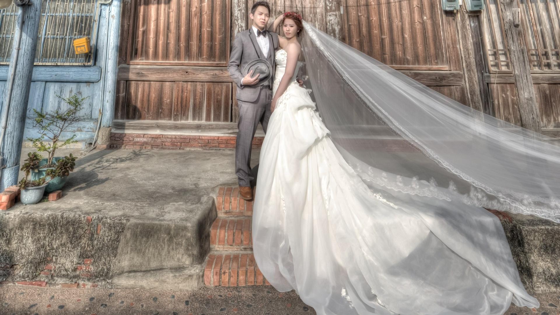 【自助婚紗】 拍婚紗推薦景點
