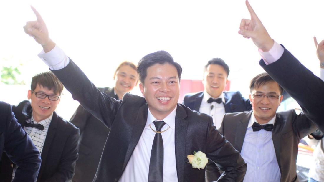 婚禮攝影師推薦